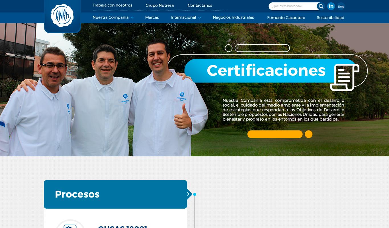 Certificado pre