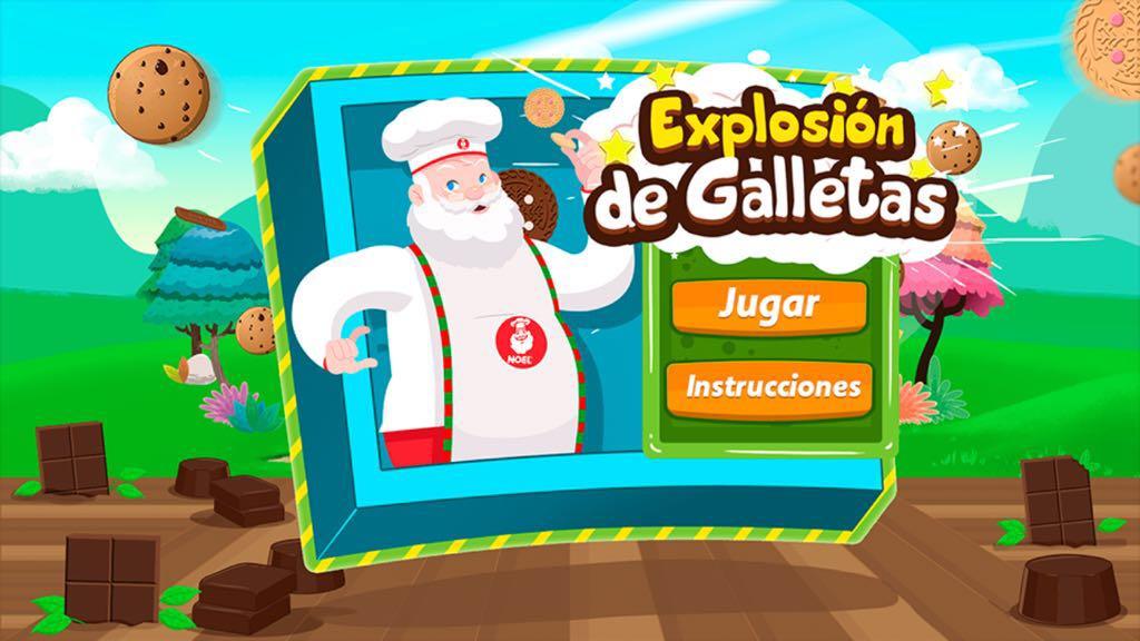 Explosion galletas 1