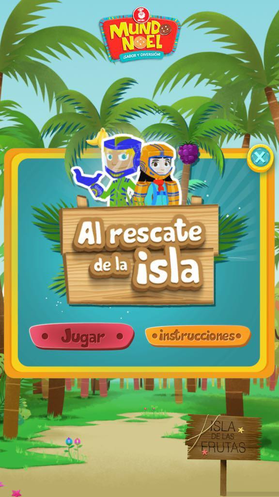 Al rescate de la isla 3