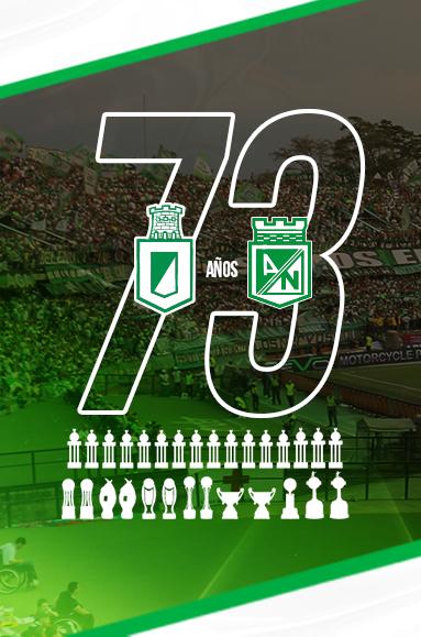 Caso de éxito | #73AñosDeAlegría | Atlético Nacional