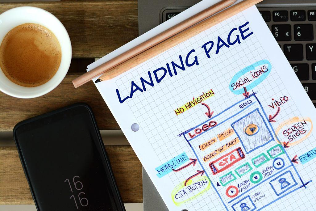 tips para campanas google generadores de resultados landing page 5 Tips de campañas en Google que generan resultados