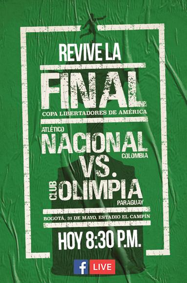 Atlético Nacional: #31AñosConLaCopa